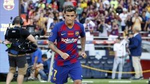 Coutinho puede salir del Barça