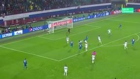 Douglas Costa marcó in extremis para darle la victoria a la Juventus