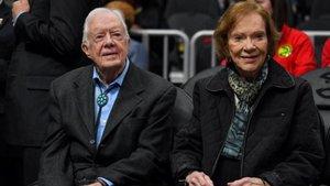 El expresidente de los Estados Unidos, Jimmy Carter ha sido operado