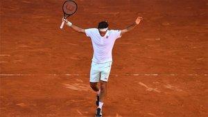 Federer sigue sumando en Madrid