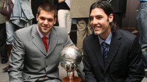 Felipe Reyes y Luis Scola siguen en activo a sus 39 años