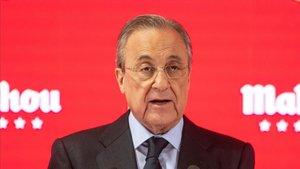 Florentino Pérez y el Real Madrid, comprometidos con un mundo ecológico