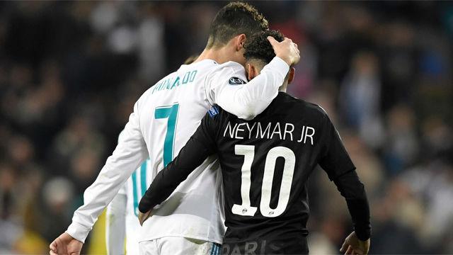 El futuro de Cristiano, vinculado al de Higuaín y Neymar