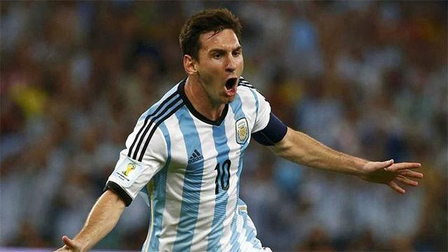 El golazo de Messi en Maracaná para la victoria de Argentina frente a Bosnia