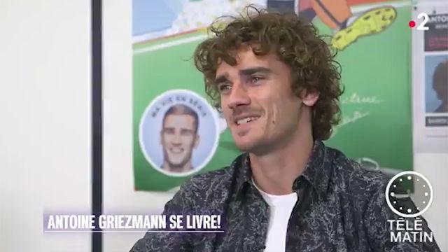 Griezmann: Sé dónde voy a jugar el año que viene