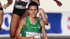 Irene Sánchez-Escribano ha batido su marca personal