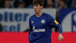 Juan Miranda juega cedido en el Schalke 04
