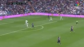 La jugada que resumen el partido defensivo del Madrid: Morales humilla a Sergio Ramos con este preciso recorte