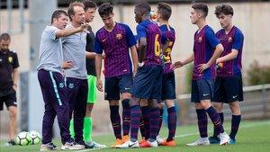 El juvenil B de Franc Artiga no jugará este fin de semana contra el Jàbac