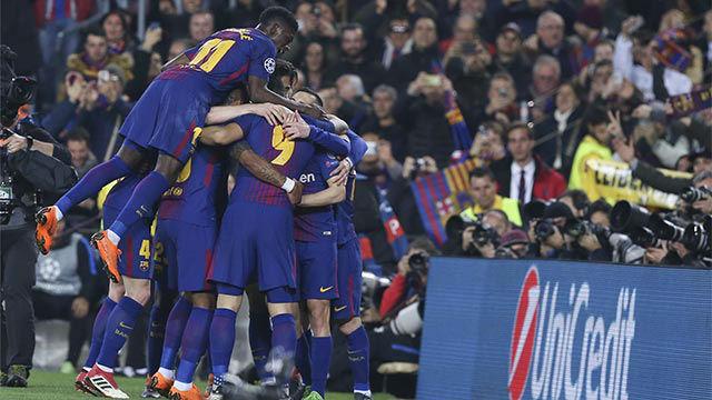 LACHAMPIONS FCB | FC Barcelona - Chelsea (3-0)