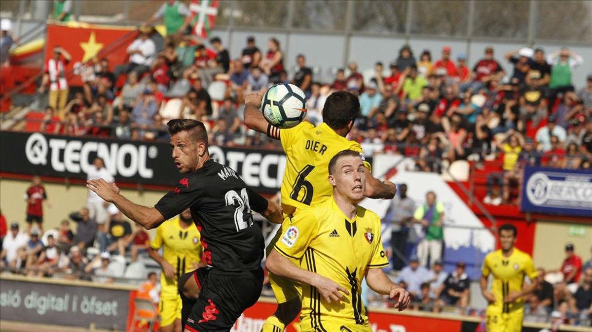 LALIGA 123| Reus-Osasuna (0-0)