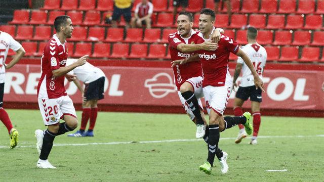 LALIGA | Nàstic - Osasuna (1-0)