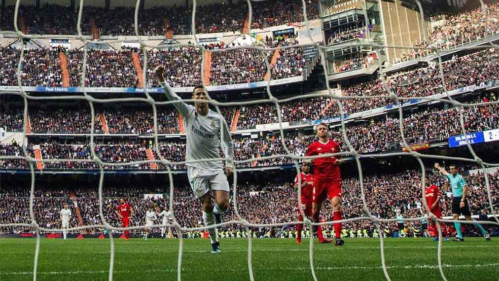 LALIGA | Real Madrid - Sevilla (5-0)