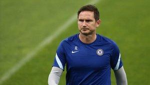 Lampard se moja en el debate Messi-Cristiano