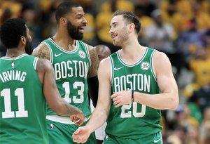 Los Celtics acabaron con 49 victorias la temporada regular