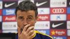 Luis Enrique Martínez, entrenador del FC Barcelona