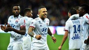 Menphis Depay es el objetivo de Dortmund por si Jadon Sancho se va a la Premier League
