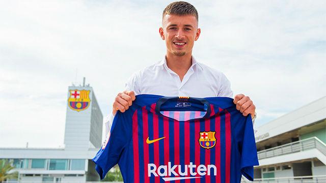 Mike van Beijnen, nuevo fichaje del Barça B