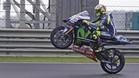 Rossi valoró muy positivamente su segunda posición