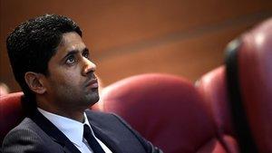 Nasser Al-Khelaifi, bajo la lupa de la justicia suiza por presunta corrupción