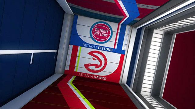 NBA VIDEO | Los Pistons derrotaron a los Hawks