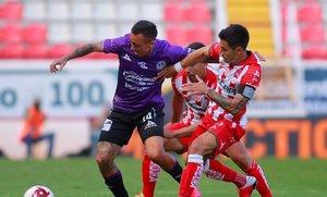 Necaxa sunó tres puntos más en la cuarta fecha de Guardianes MX