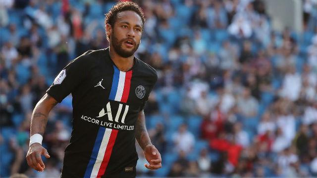Neymar reaparece con una maravilla de gol ante Le Havre