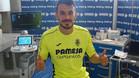 Nicola Sansone, nuevo jugador del Villarreal