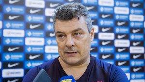 Pascual respeta mucho al PSG pero cree en su equipo