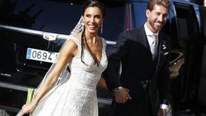 Pilar Rubio y Sergio Ramos esperan un nuevo hijo
