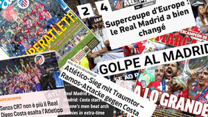 La prensa internacional se rinde al Atlético de Madrid