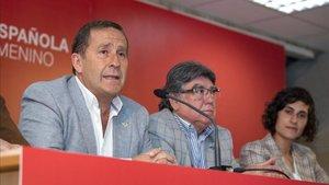 Rafael del Amo, presidente del Comité Nacional de Fútbol Femenino en la RFEF