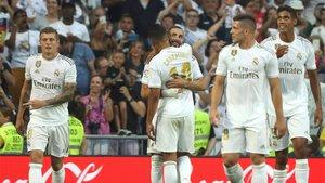 El Real Madrid fue avasallado por el PSG en Champions League
