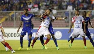 Santos y Árabe Unido empataron en la Concacaf