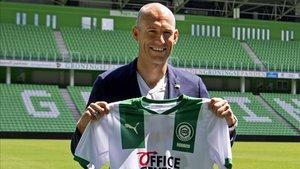 A sus 36 años, Robben jugará en el Groningen