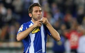 Tamudo se despidió del Espanyol el 8 de mayo del 2010
