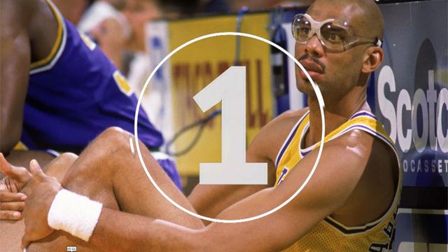 El top-5 histórico de anotación de la NBA