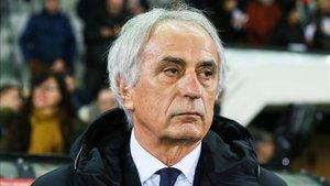 Vahid Halilhodzic llega después de dimitir del Nantes