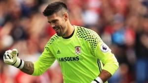 Víctor Valdés tiene un nuevo entrenador de porteros en el Middlesbrough