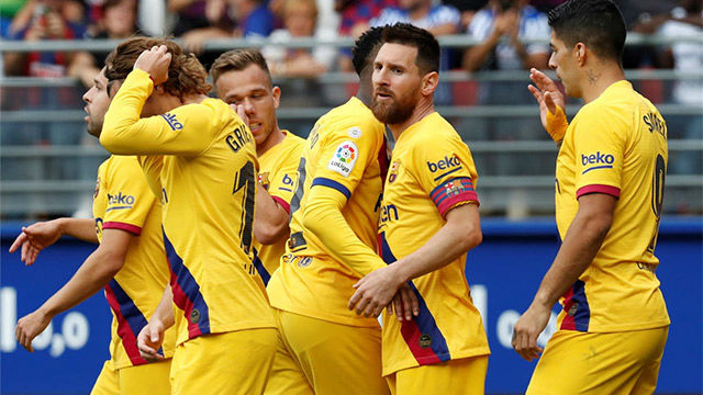 El video del (probablemente) mejor partido del Barça esta temporada