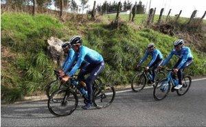 La Vuelta pasará por la Rioja en pleno cierre perimetral por Covid