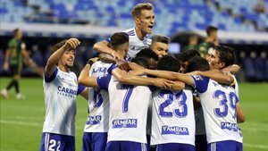El Zaragoza estuvo a cuatro puntos de lograr el ascenso directo