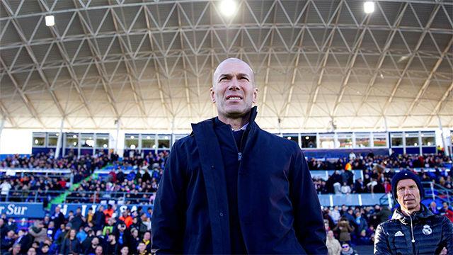Zidane: Supimos interpretar el partido