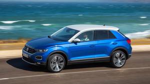 Volkswagen entra en el segmento de los SUV con el nuevo T-Roc