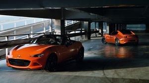 Nuevo Mazda MX-5 Edición 30 Aniversario.