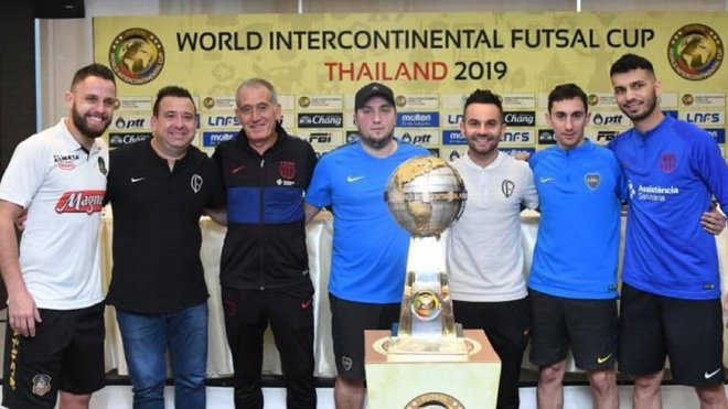 Copa Intercontinental de fútbol sala