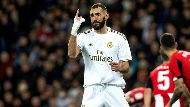 RMC: Benzema ampliará su contrato con el Real Madrid hasta el 2022