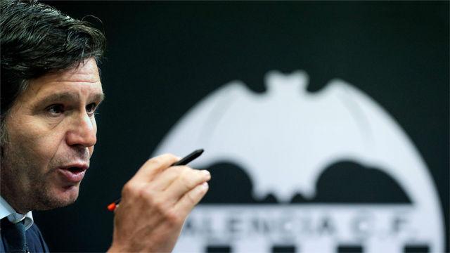 Alemany, sobre Marcelino: El club no va a tomar ninguna decisión a corto plazo