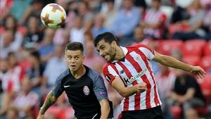 El Athletic no puede fallar ante el Zorya como lo hizo en San Mamés