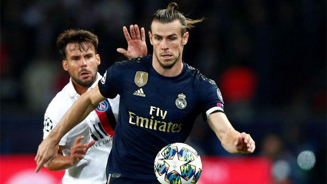 A Bale no le salió nada ante el PSG